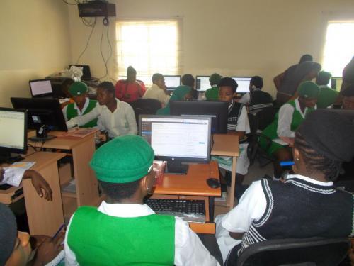 Girls In ICT Program