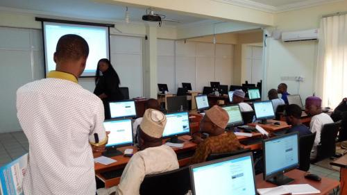 INTEL Computer Training for Public Library Staff